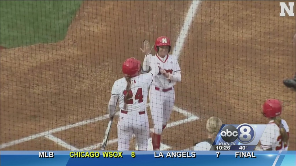 Husker Softball Takes Down No. 21 Missouri, Wichita State