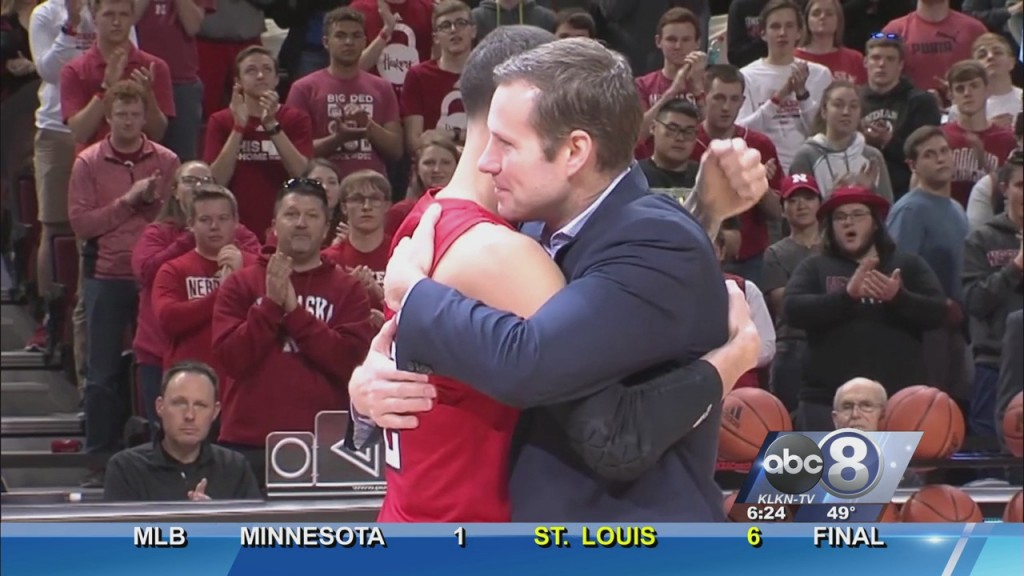 Haanif Cheatham Reflects On His Final Home Game As A Husker