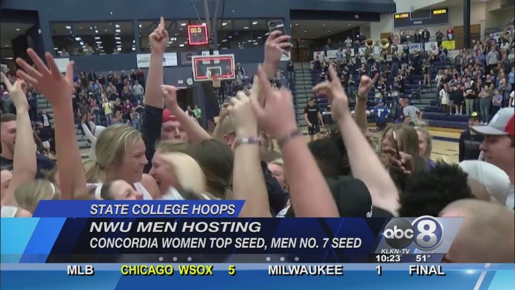 State College Basketball Teams Set For Postseason