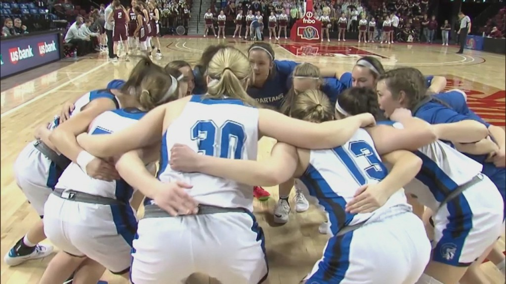 Girls State Basketball: 1st Round