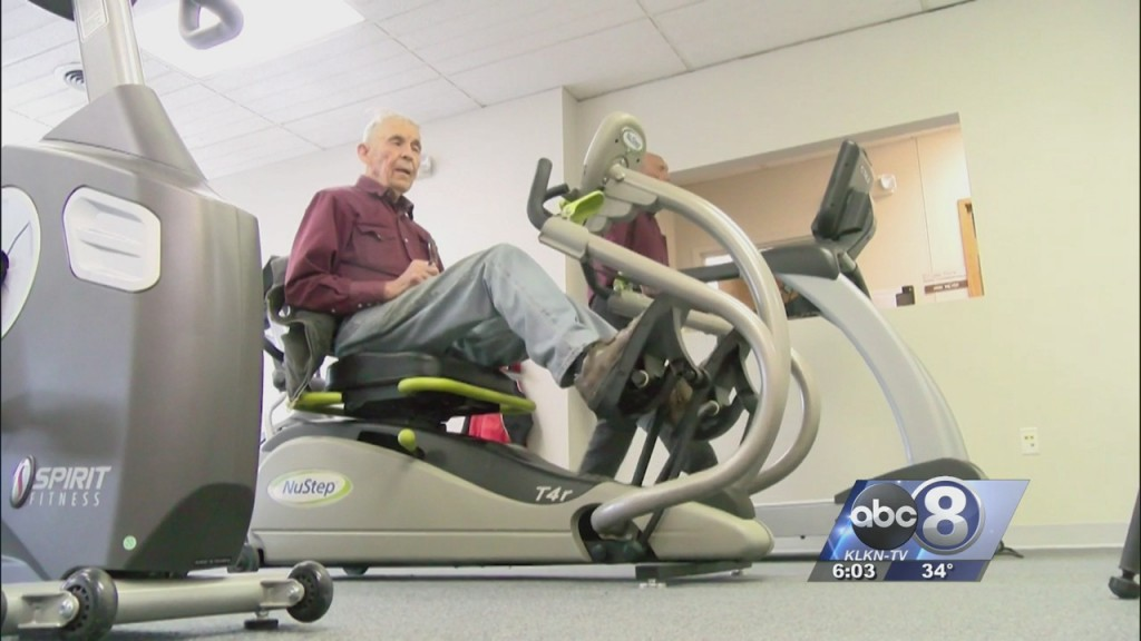 Aging Partners Encouraging Ederly People To Remain Active