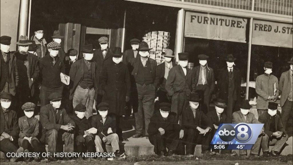 Nebraska Hiatory With 1918 Flu