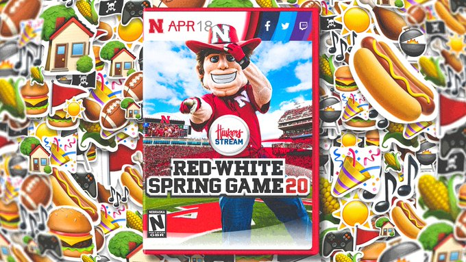 Husker Red White Simulate