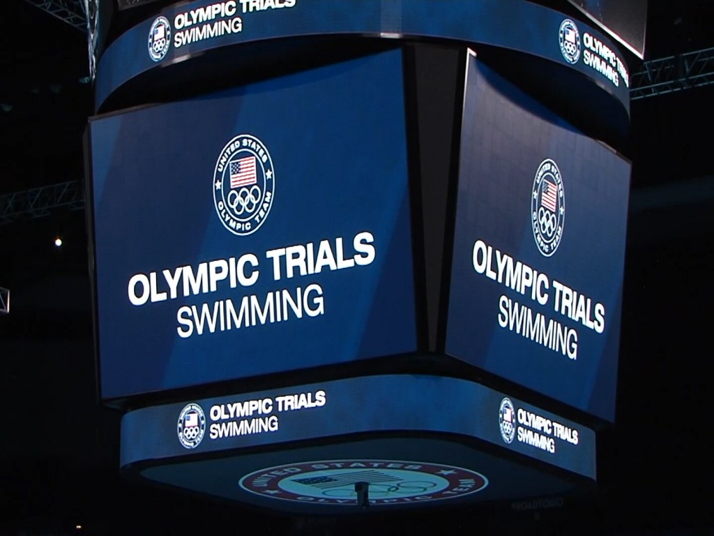 Usa Olympic Swim Trials