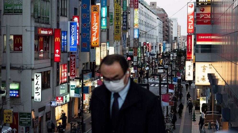 Japan Covid