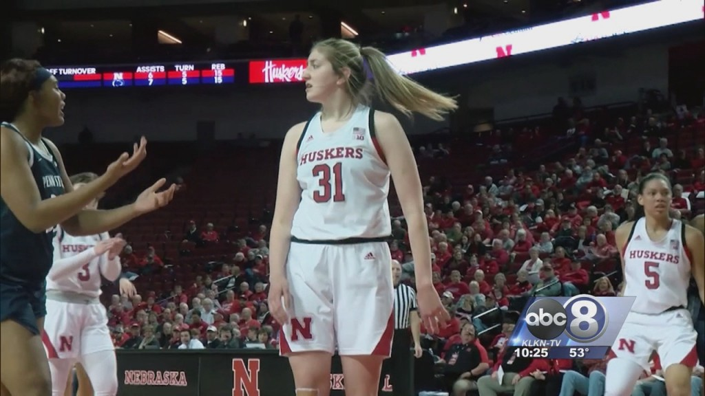 Husker Kate Cain Shares Family's Experience Battling Covid 19