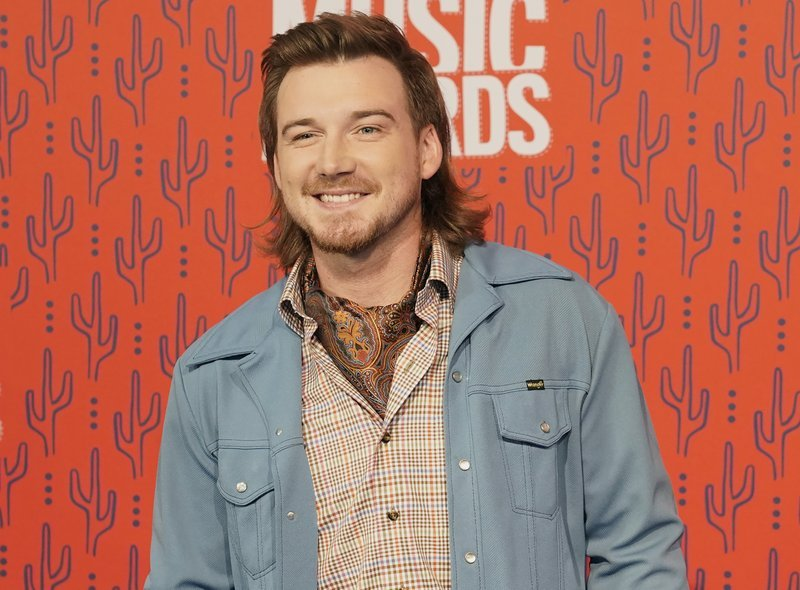 Morgan Wallen Ap Sanford Myres