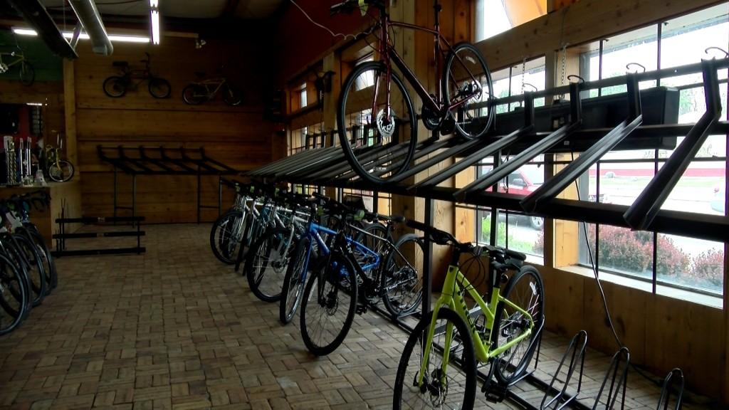Empty Bikes