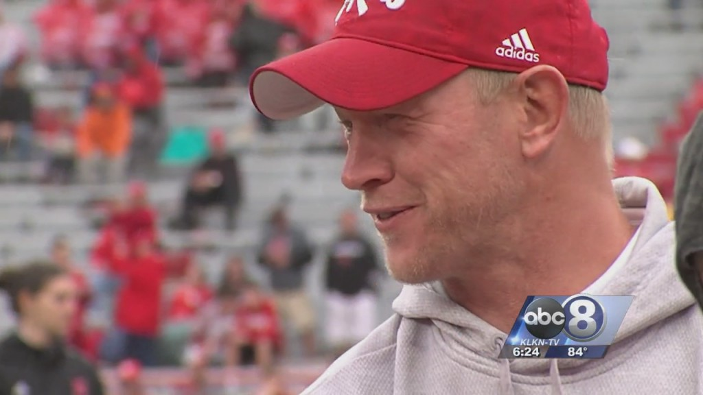 Scott Frost Pleased With How Nebraska Has Navigated Offseason