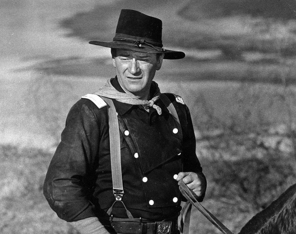 Ap John Wayne