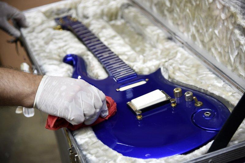 Ap Prince Guitar