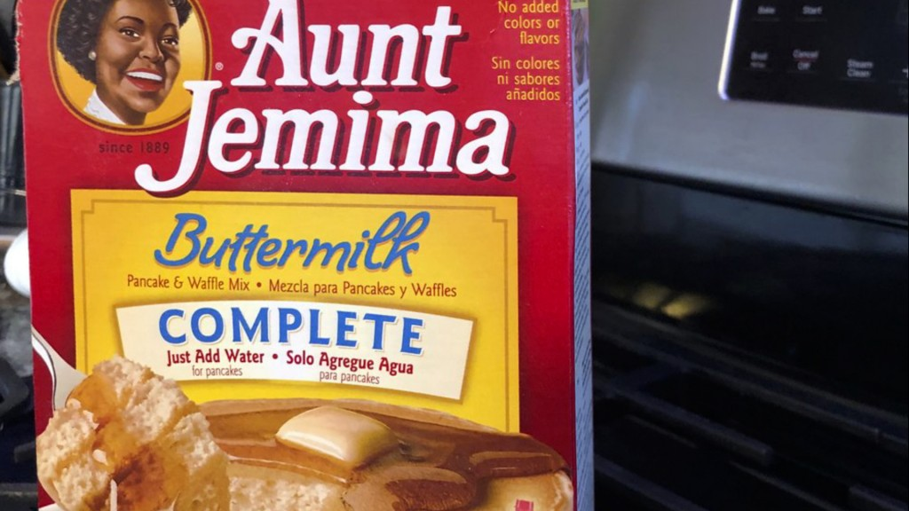 Aunt Jemima Web