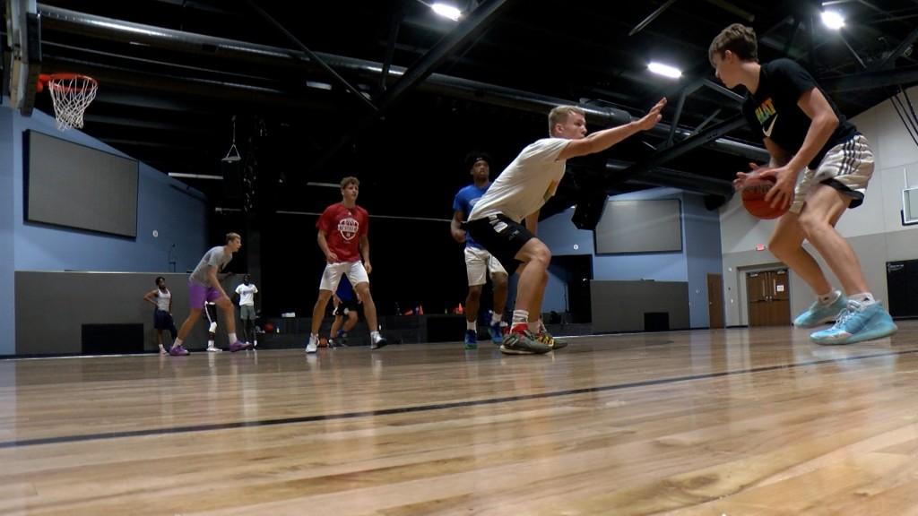 High School Basketball Open Gym