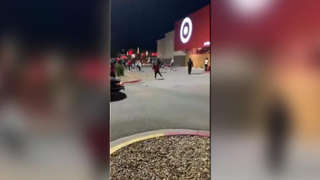 Target Vandalism