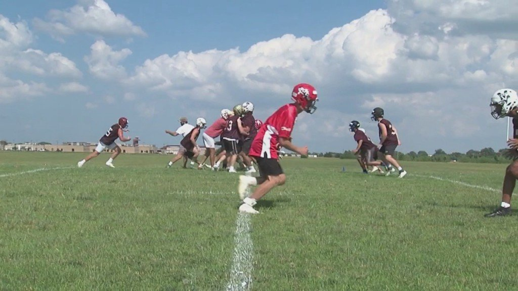 Nebraska Shrine Bowl Kicks Off Practice Ahead Of Saturday's Game