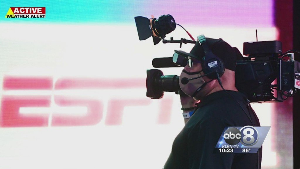 Life In A Bubble: Cameraman Describes Being In Quarantine As Part Of Espn Broadcast Crew