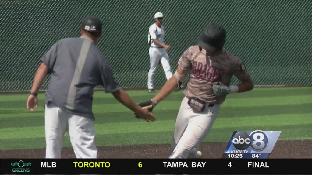 Legion Baseball Highlights 7/24