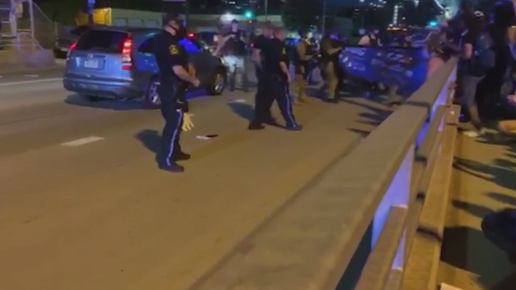 Lincoln Man Speaks Out After Being Detained By Omaha Police During A Protest