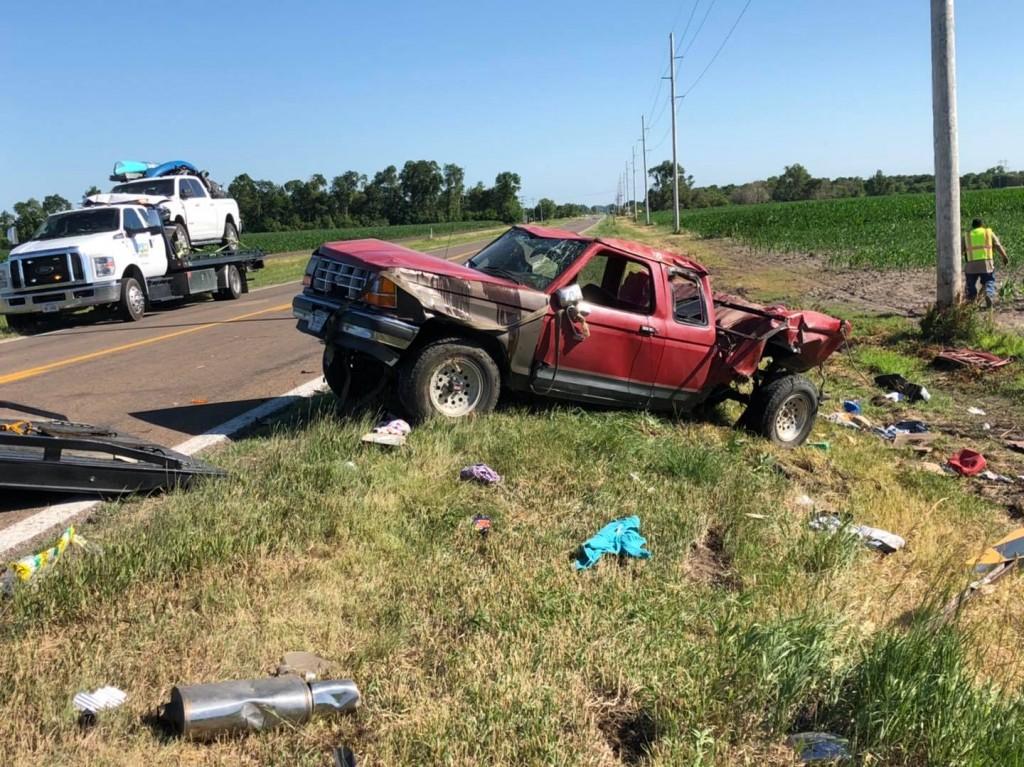 Alda Fatal Crash Picture