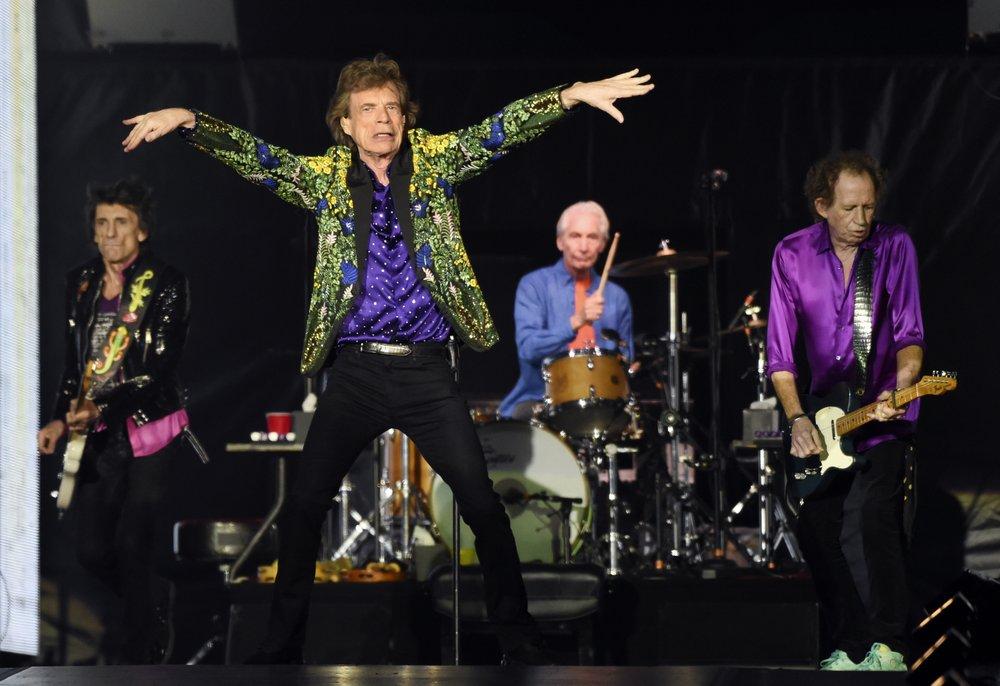 Ap Rolling Stones