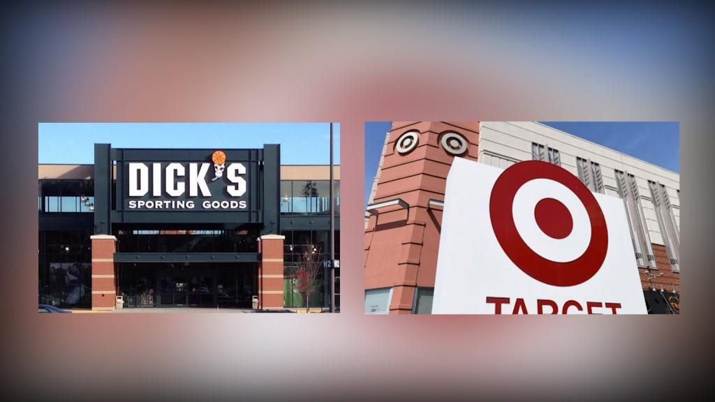 Target And Dicks
