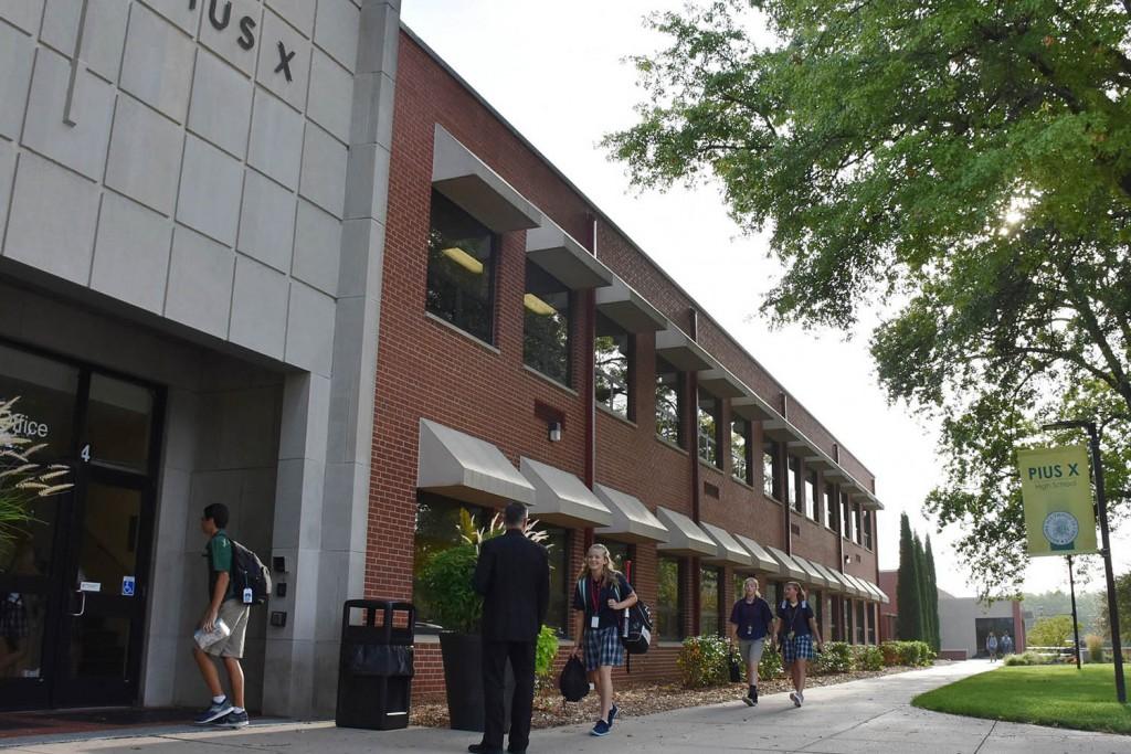 Catholic Schools Week Campus