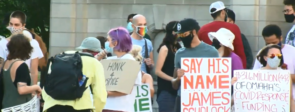 Omaha Protest