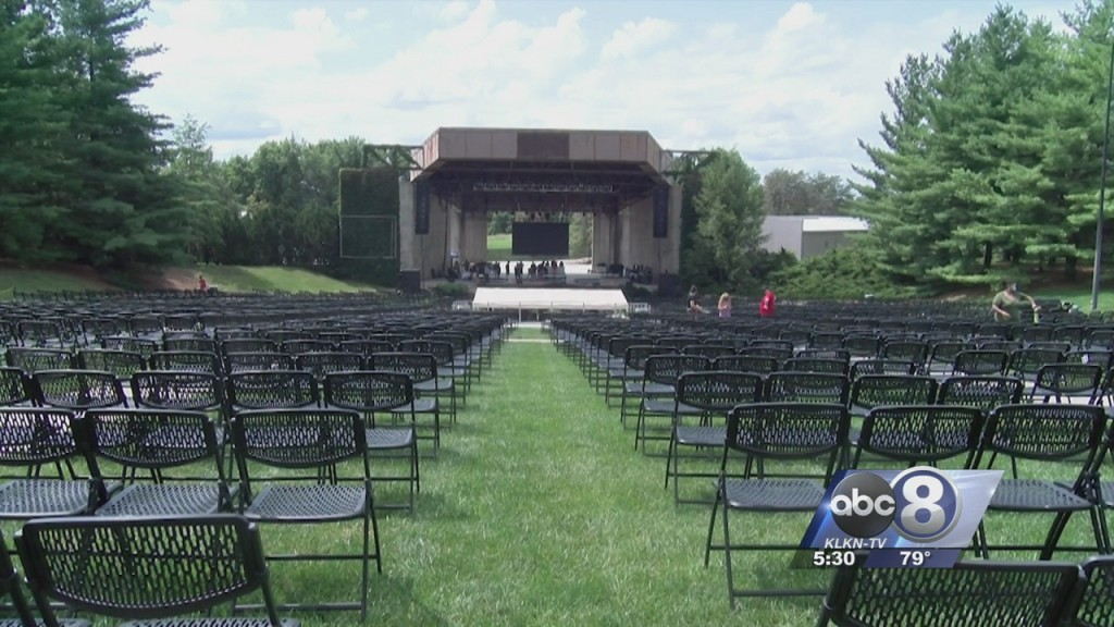 Pinewood Bowl Amphitheater Holds First Concert Since Coronavirus Outbreak