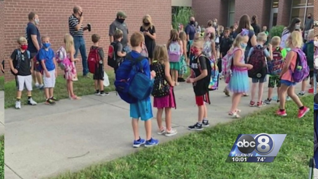 Split Reaction From Parents After The First Day Of School For Lps Kids