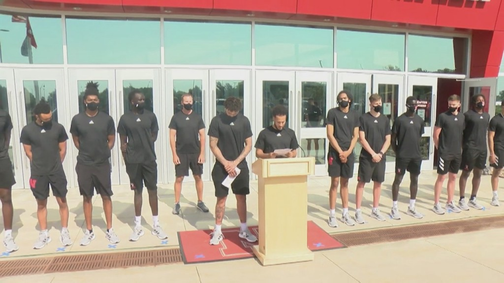 Husker Men's Basketball Gives Statement On Racial Injustice