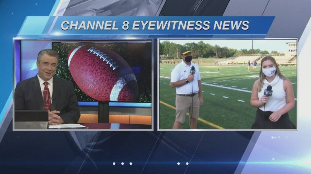 Live Interview With Pius X Football Coach Ryan Kearney