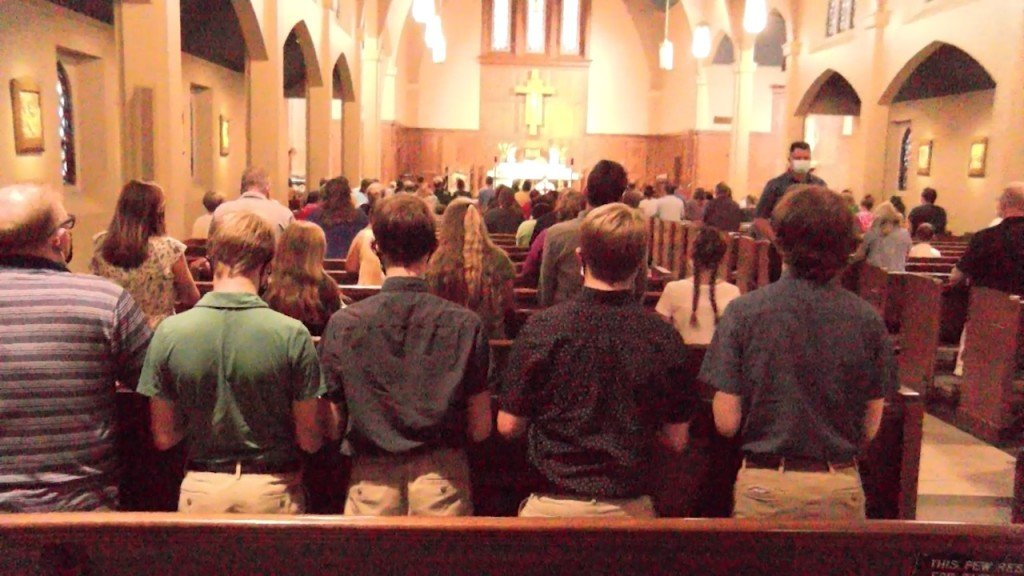 Church Filled In Service For Herrera Family