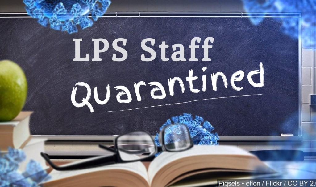 Lps Staff Quarantined