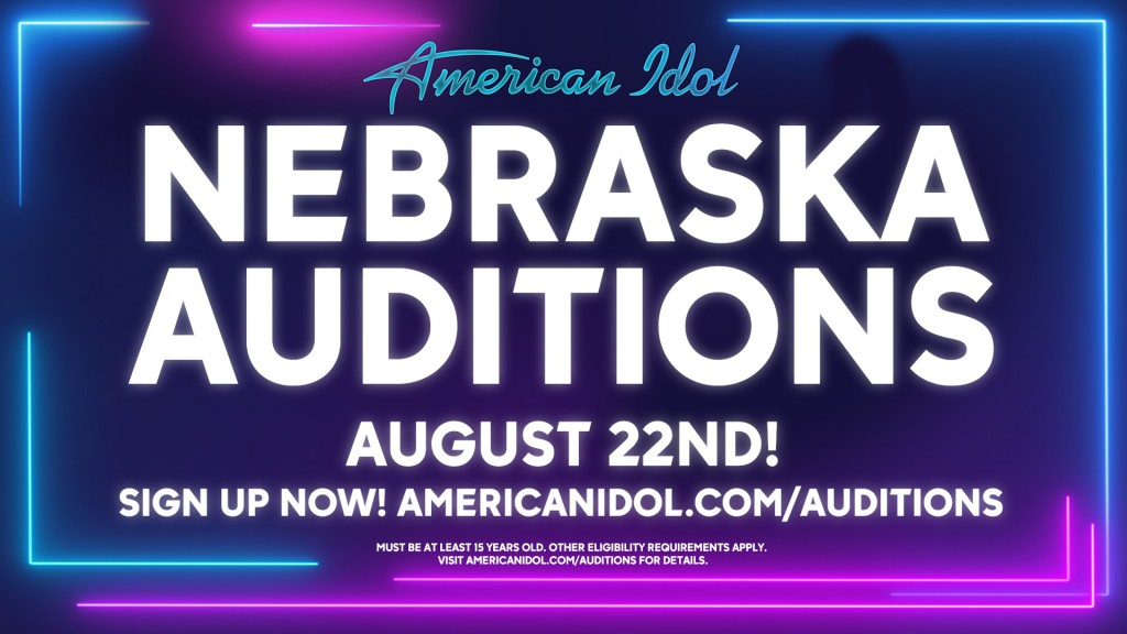 America Idol Nebraska Auditions