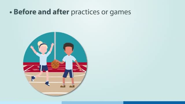 Cdc Says To Play It Safe When It Comes To Sports