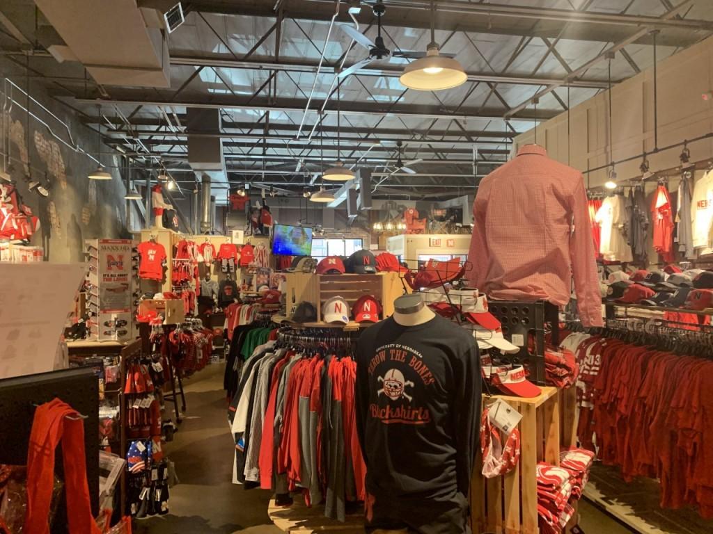 Best of Big Red Husker Shop