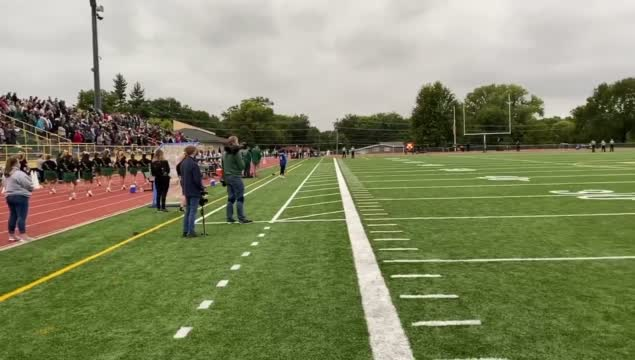 Lincoln Teams Pray For 'pius X Father, Officer Mario Herrera'