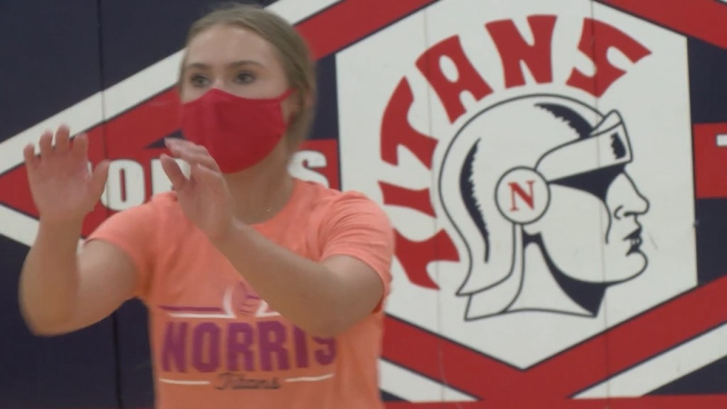 Norris' Maisie Boesiger Thrilled To Be Committed To Husker Volleyball