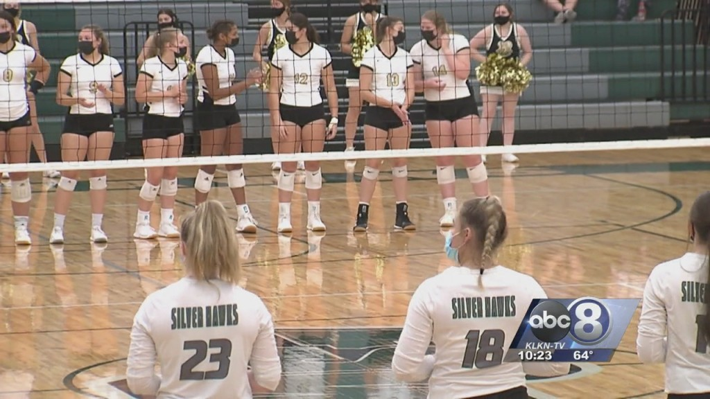 High School Volleyball Highlights 9/22