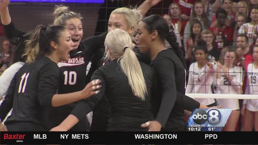 Husker Volleyball Relieved To Know Season Start Date