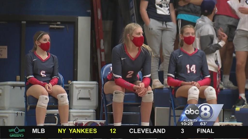 Highlights: High School Volleyball 9/29