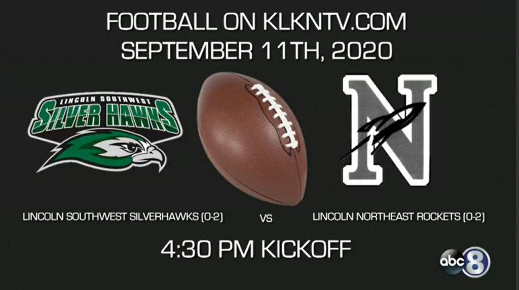 Lps Football Southwest Vs Northeast Klkn Tv Google Chrome 9 18 2020 2 35 25 Pm