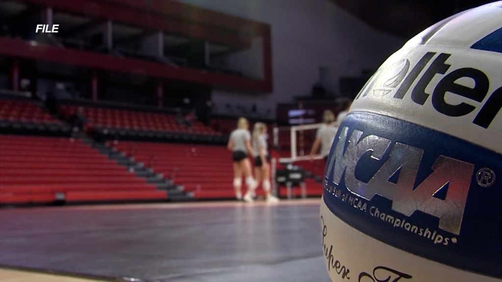 Ncaa Volleyball