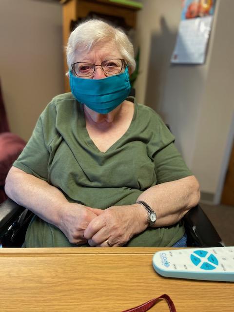 Ne Health Care Assn Cloth Masks Needed Photo 09 03 20