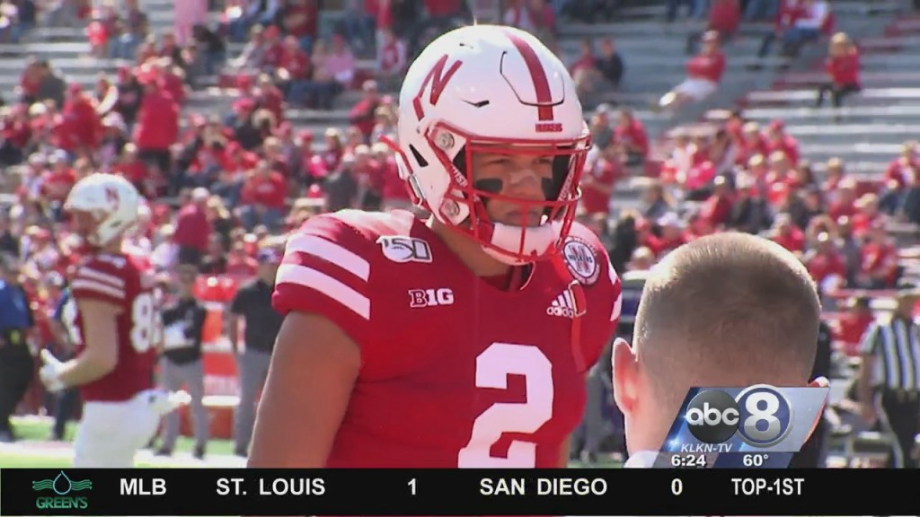 Huskers' Remain Confident In Adrian Martinez