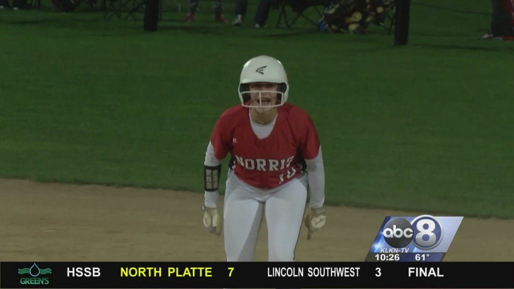 State Softball: Day One 10/14