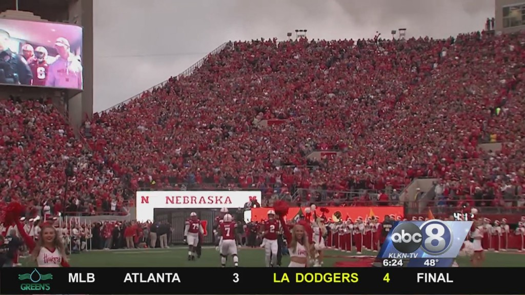 Huskers Excited For Season Opener On Saturday