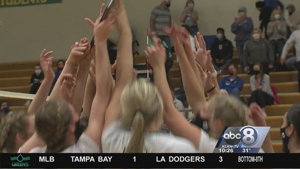 Pius Wins Volleyball Districts