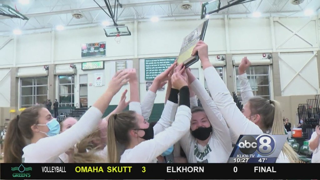 Lincoln Southwest Sweeps Kearney To Clinch State Tournament Berth