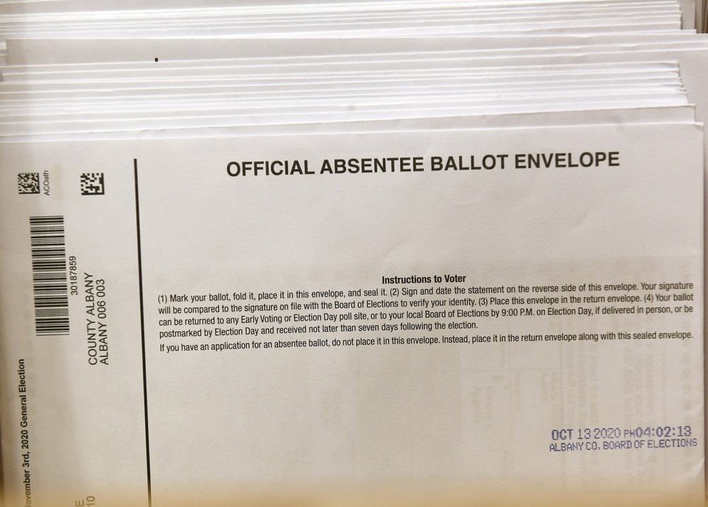 Some States Allow Ballots If Voters Die Before Election Day Klkn Tv